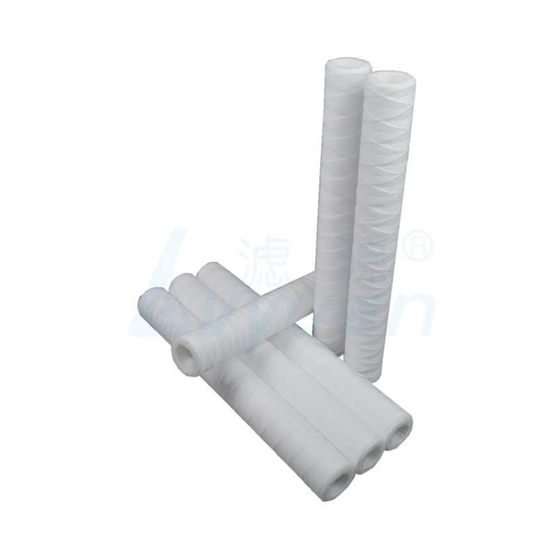 40 Inch 5 Micron PP Yarn /Spun String Wound Filter Cartridge