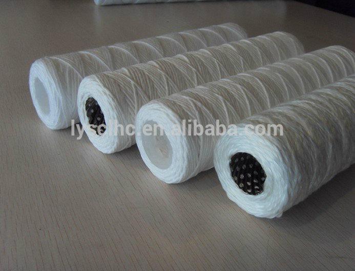 Top Grade Woven pp spun filter cartridge making machine