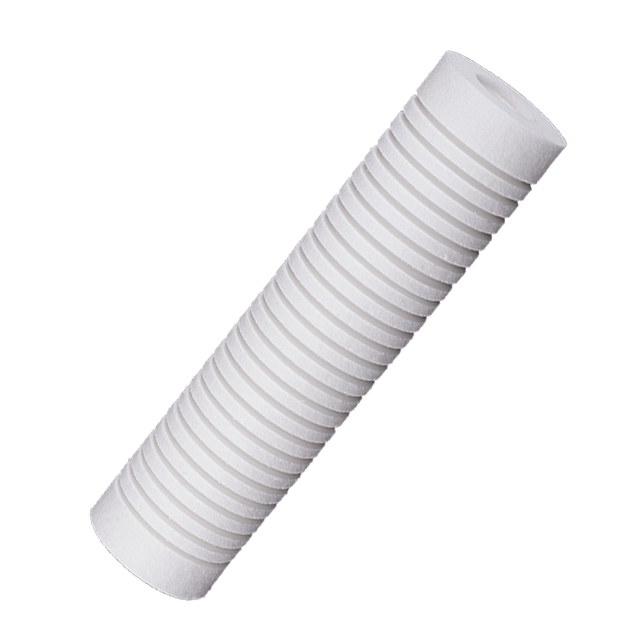10 20 inch 222 stainless steel housing 5 micron pp wire wound filter for water purification