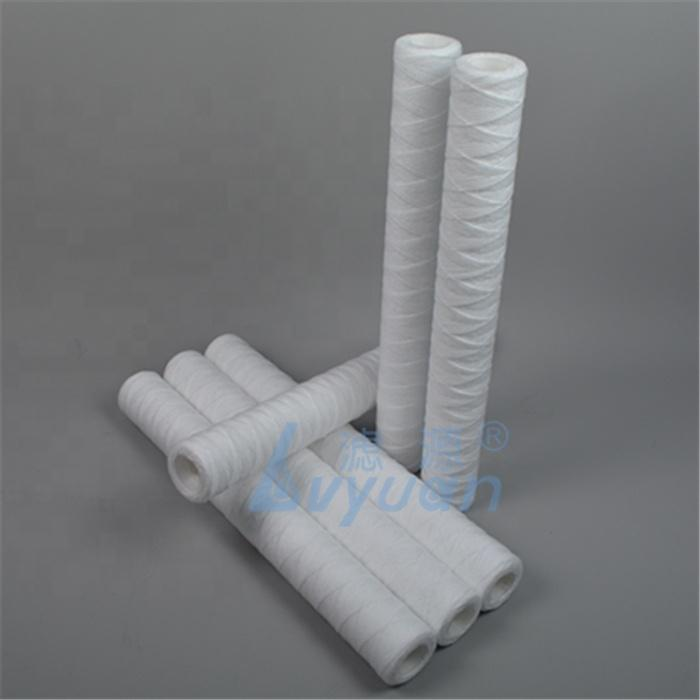 Cheap PP String Wound Water Filter Cartridge for Plating/Pre RO/Chemical/Petrochemical/Beverage