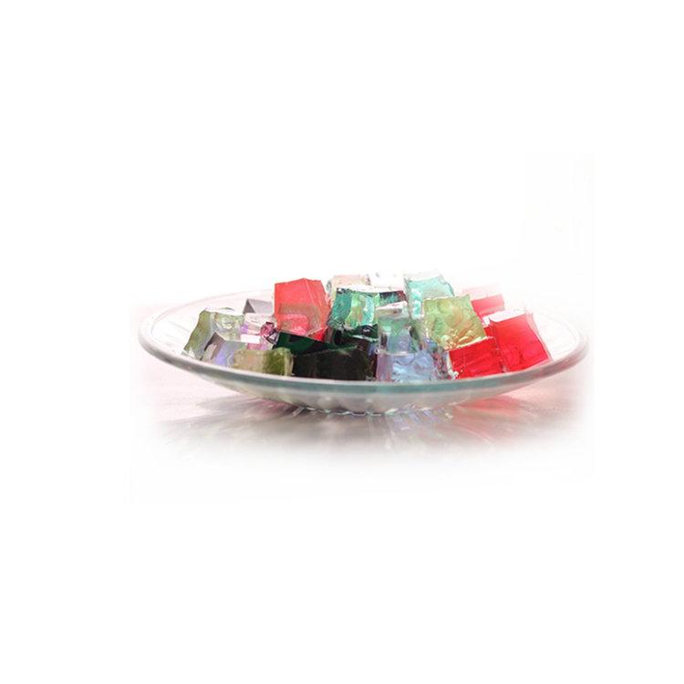 Advertising fashion customized funny aqua gel water jelly