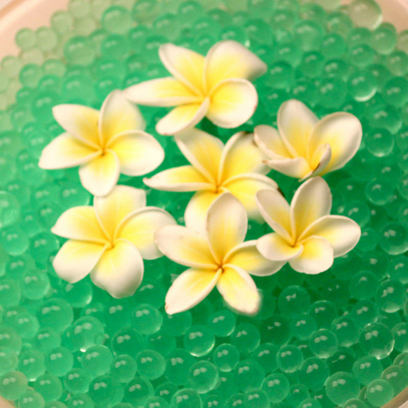 New design high quality crystal mud soil water beads