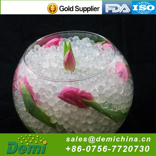 Wholesale Various Unscented Aroma Water Absorption Gel Water Beads