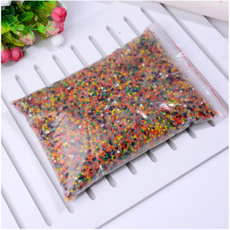 Sell Well New Type Biodegradable Absorbent Polymer water jelly beads