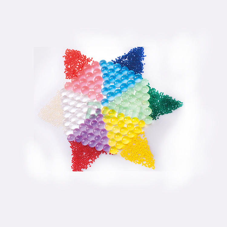 Pearl Shape Crystal Soil Water Beads, Safe Gel Crystal Soil For Ammo Children Toy