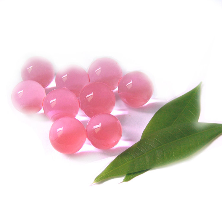 Hydrogel Ball Round Crystal Soil , Pearl Growing Magic Water Beads
