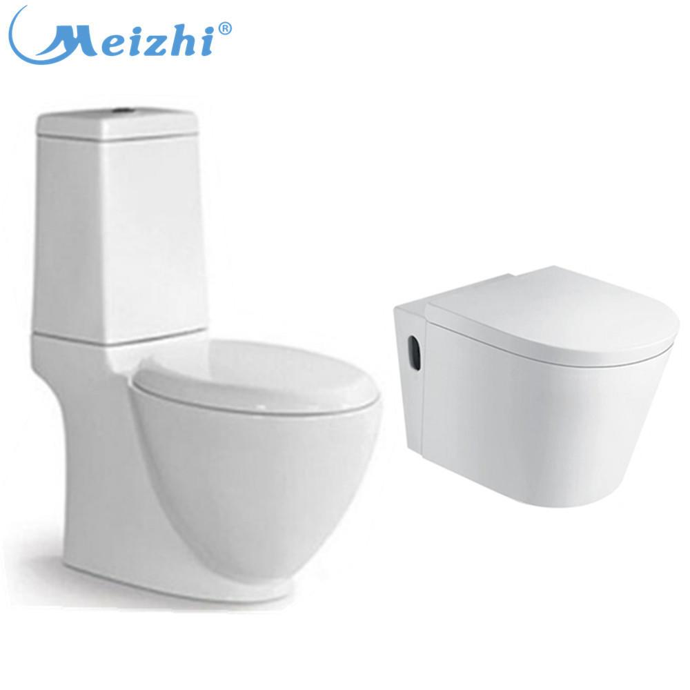 Ceramic luxury two piece full toilet set