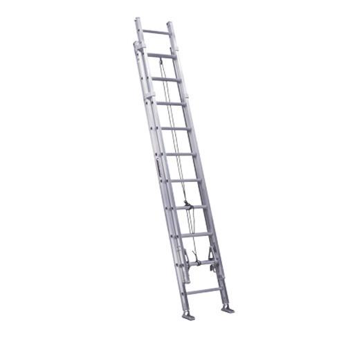 Aluminum Material Extension Step Ladder