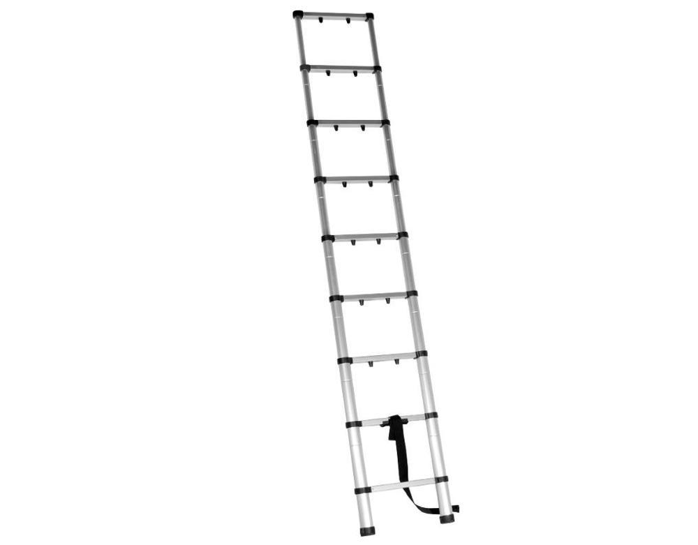 Aluminium folding Ladder with Project Top, 5.5' Ladder Aluminum Extrusion Profile