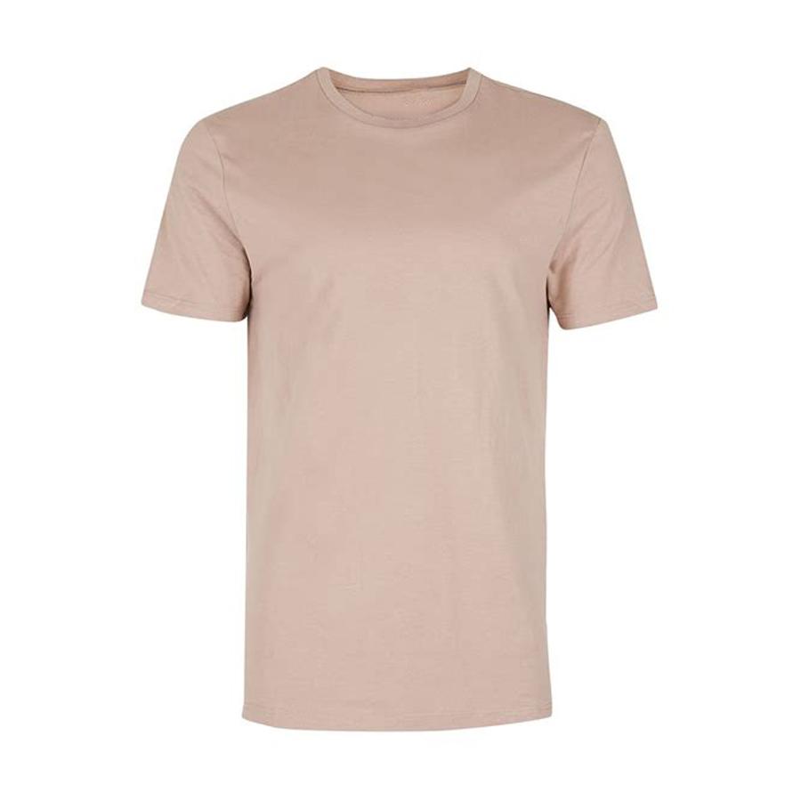 factory cotton spandex dry fit training gym man t shirts