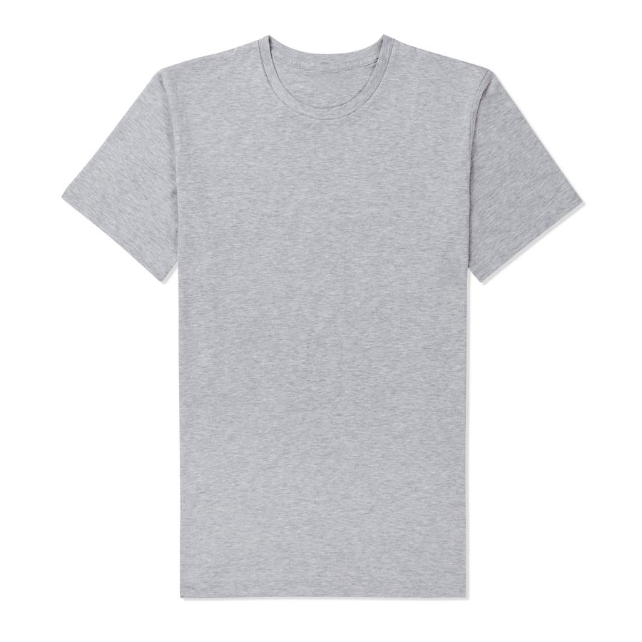 bulk custom black cotton plain women t shirt