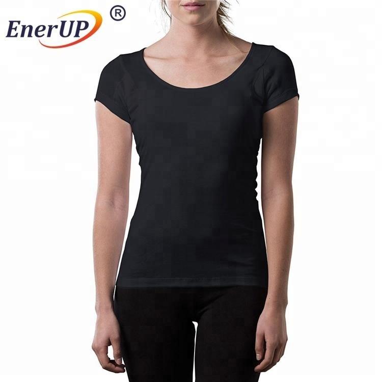 cheap wholesale black cotton t shirts for womans