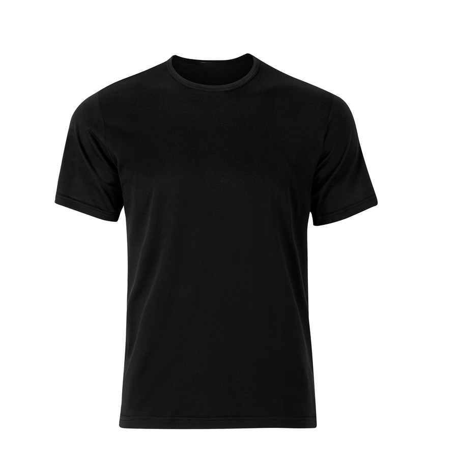 wholesale cheap black blank cotton mens t shirt