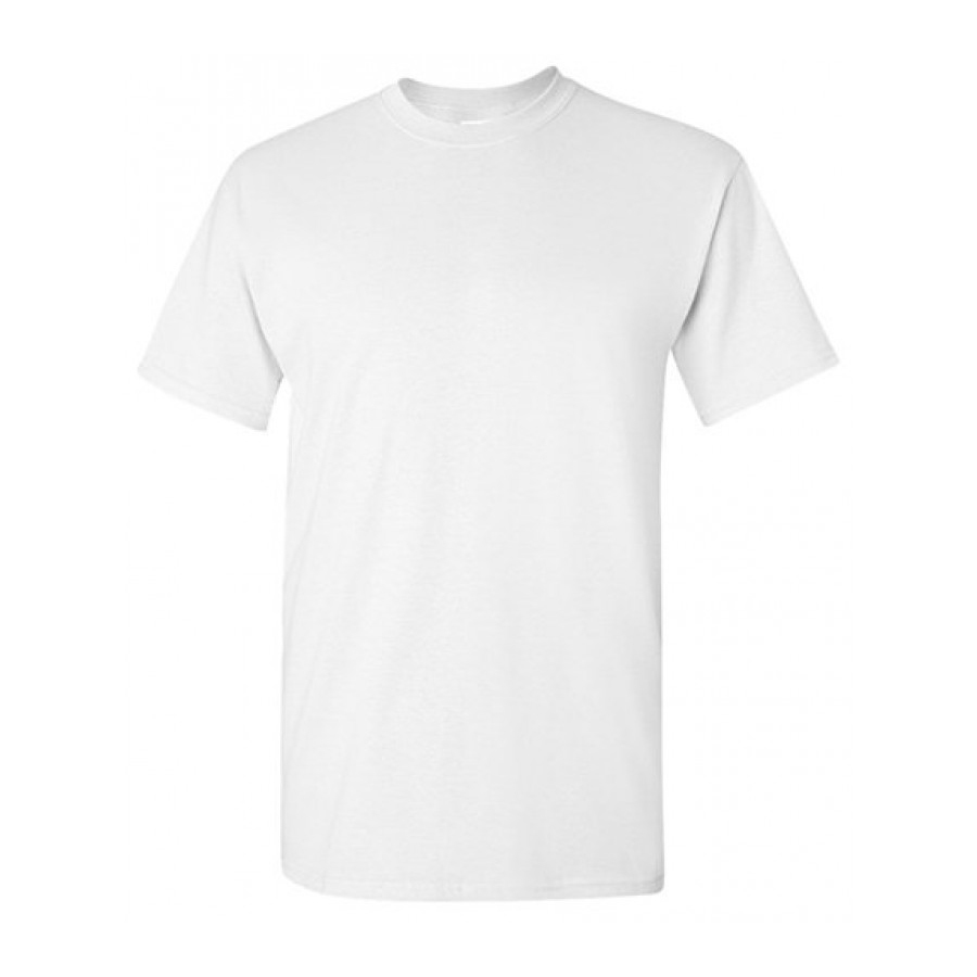 bulk wholesale white basic compression anti-sweat t-shirt