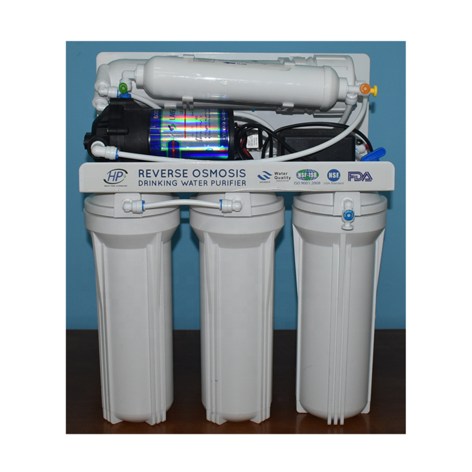 5 Stage Household Drinking Water System Ro Water Purifier Filters Plant Price RO Purifier For Home