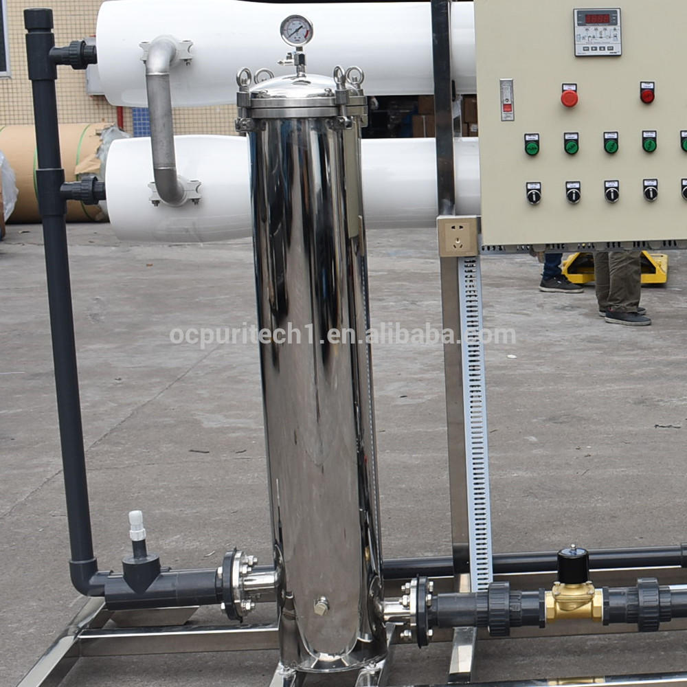 Price of 5000L Nigeria Reverse Osmosis System Mineral Water Plant with CIP system