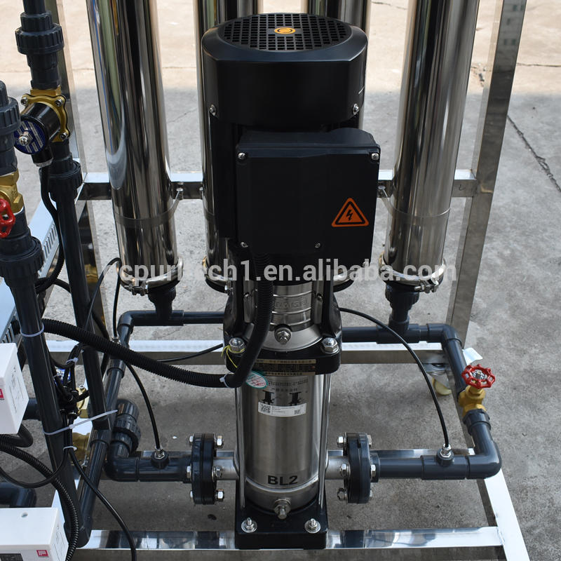 1000 liter Top-quality RO direct drinking water production plant price