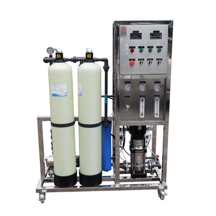 800 gpd ro system filter tank frp solar water treatment plant