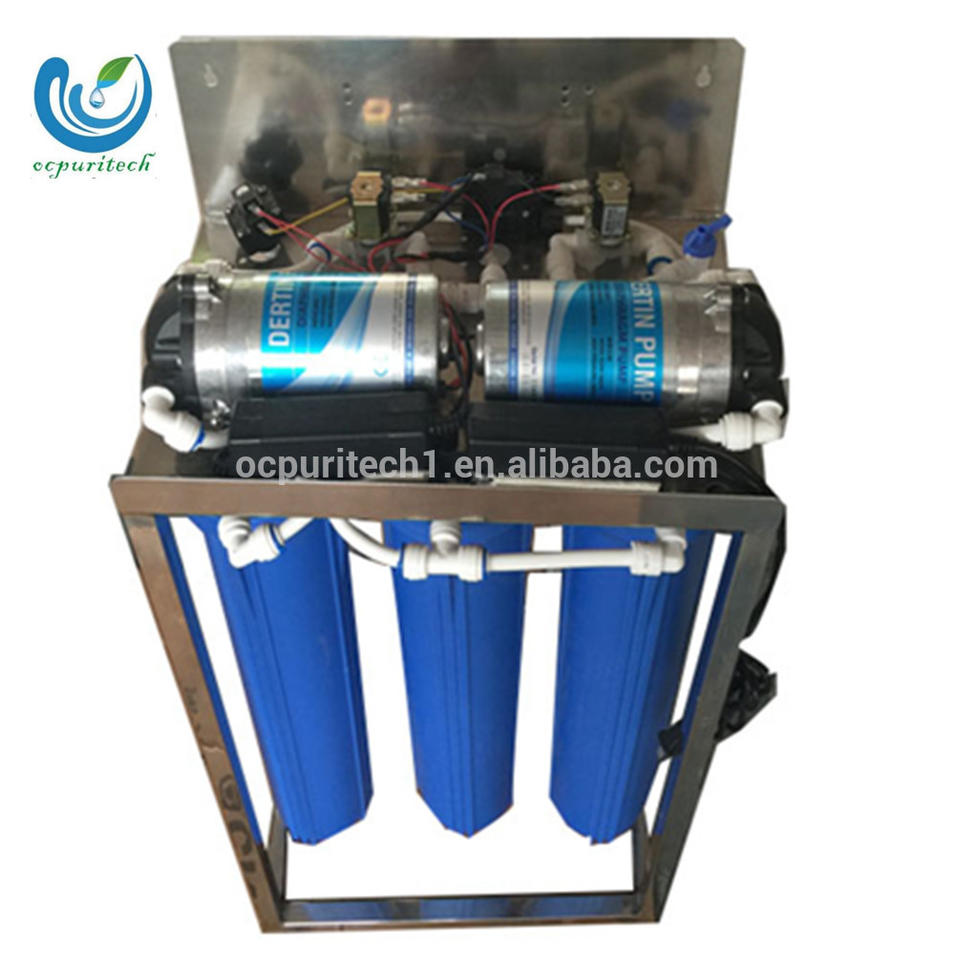 400GPD commercial ro water purification for reverse osmosis system
