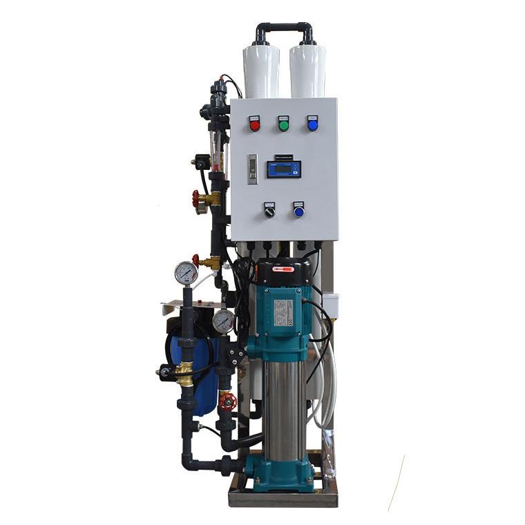 Mini type RO host drink water plant treatment ro plant price