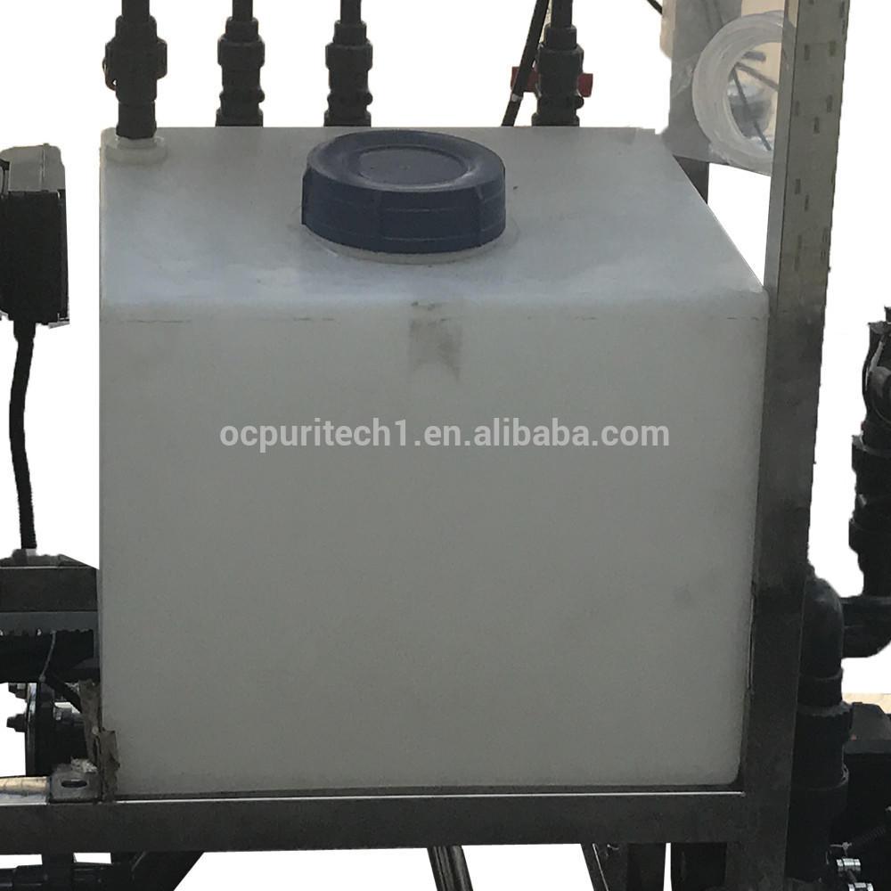 Mineral water machine price in Nigeria 500Liter per hour water purifier filter