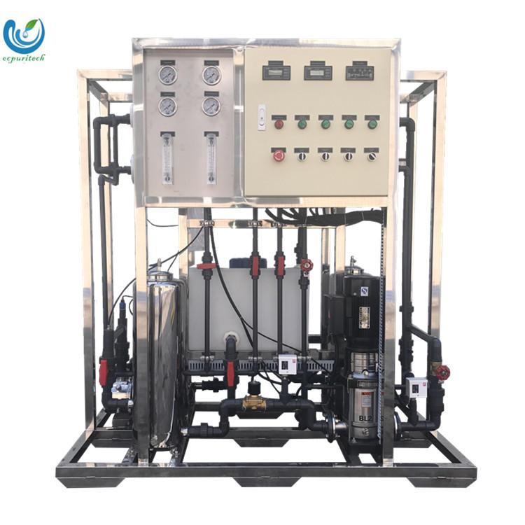 Desalination plant price 500lph Industrial RO Water Plant Price/mineral water machine price in Nigeria