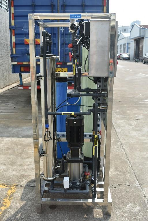 Small scaleIndustrial ro plant 500 LPH water purifier machine ro treatment plant for factory