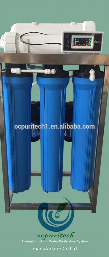 commercial 800 GPD Vontron RO Membrane RO System Water Purifier plant