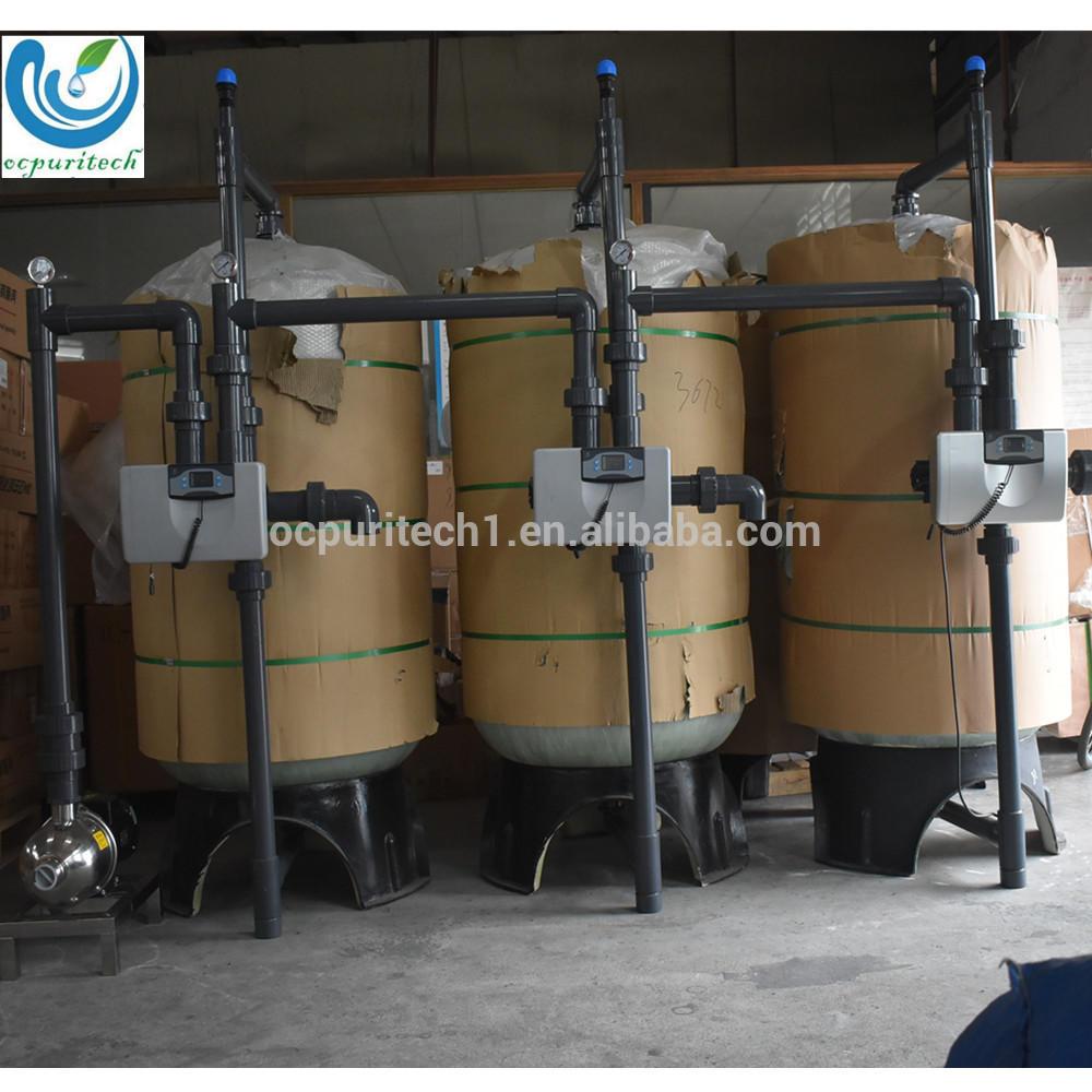 Water purifier systems hi tech 5000L/H+RO membrane vontron water purifier
