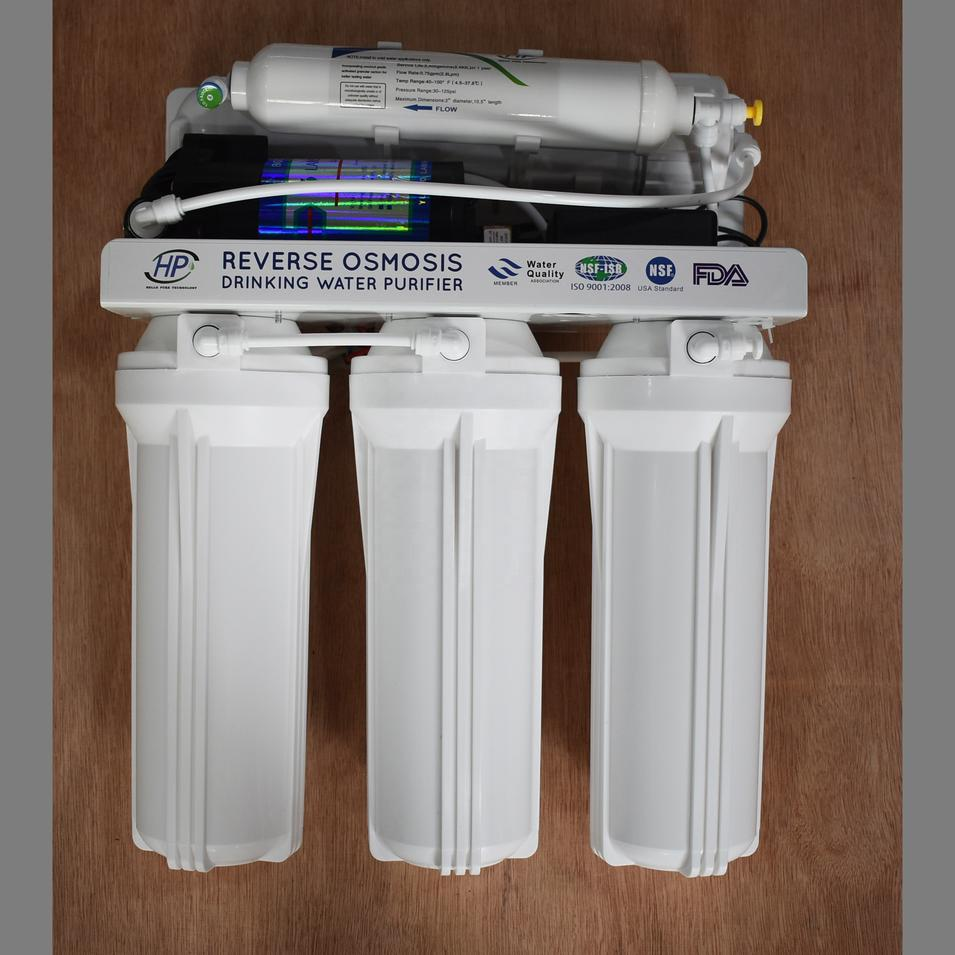Domestic 75gpd RO system mini water treatment plant