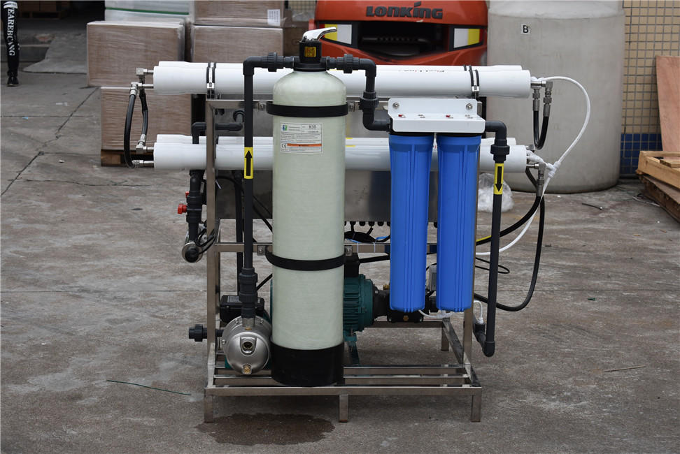 seawater desalination customized perfect solution salt water treatment plant