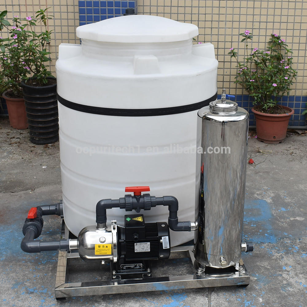 5TPH+CIP system Ro Well Water Purifying equipment water treatment equipment industrial water equipment