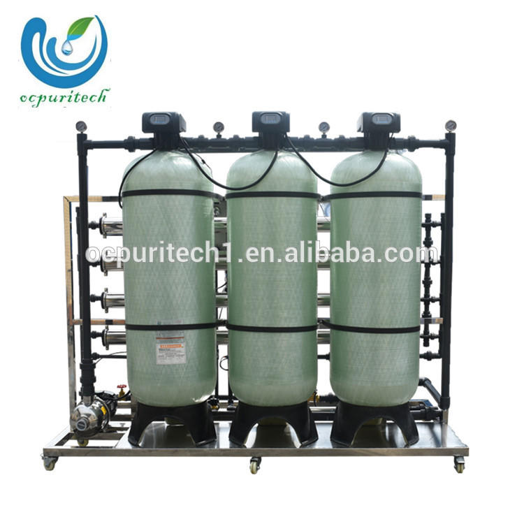 Commercial 5 stage reverse osmosis aqua pure water filter system
