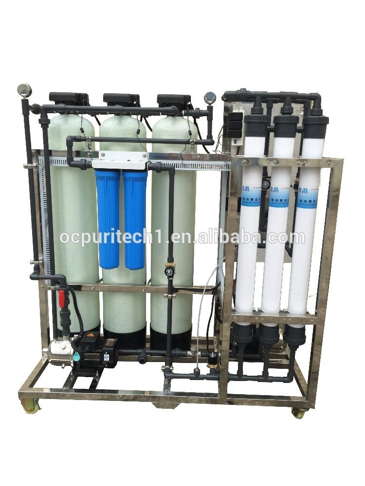 Factory direct supply RO 250L/H-10T/H with CE ISO certificate