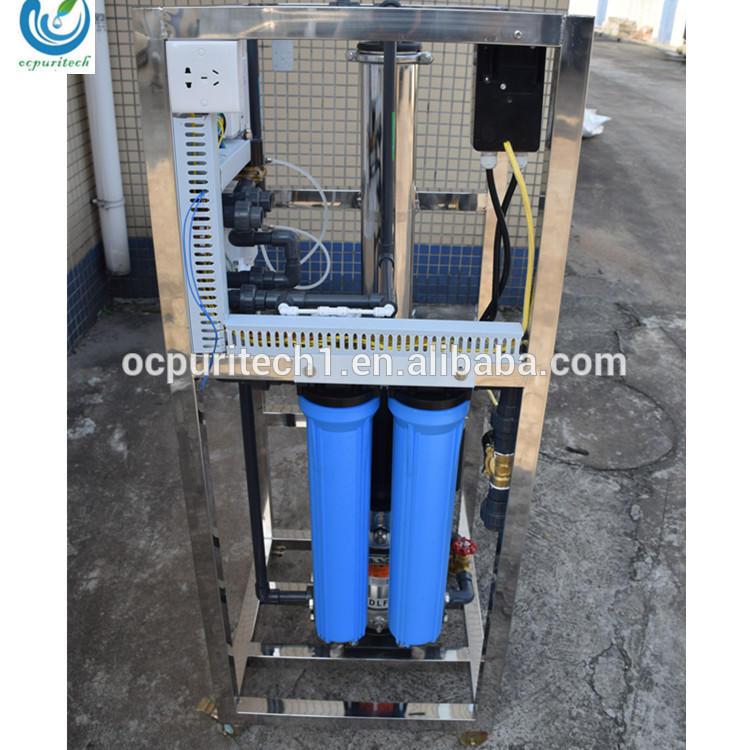 guangzhou Reverse Osmosis fresh water pure water making machine treatment