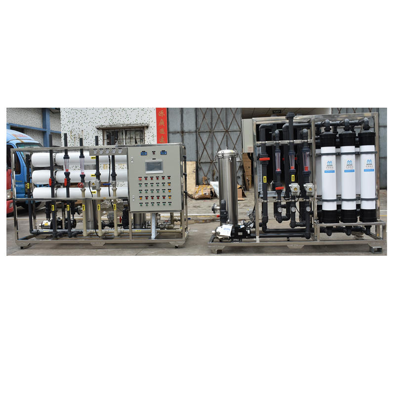 6 tph uf and ro membrane ultrafiltration filter water treatment system