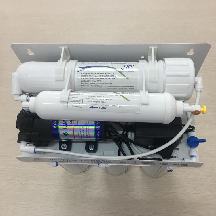 50gpd membrane home small water treatment plant