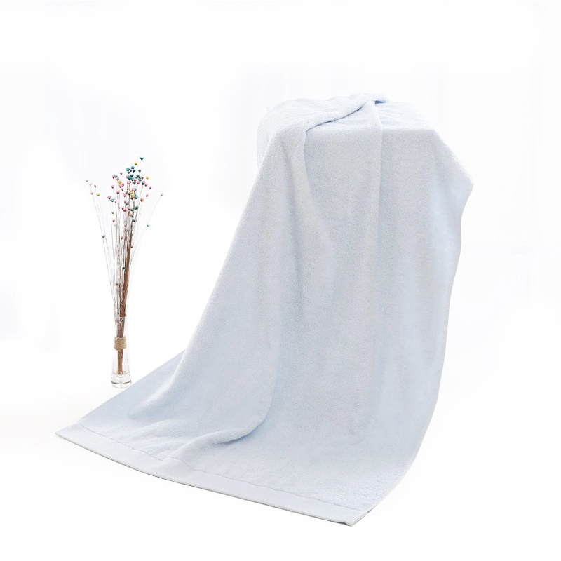 Custom Soft Bamboo Bath Towel Spa Towel Shower Towel for Men Women Kids