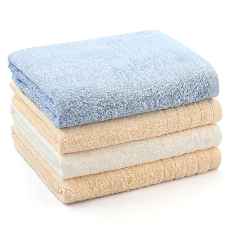 Bamboo Custom Carton Bath Towel Sets