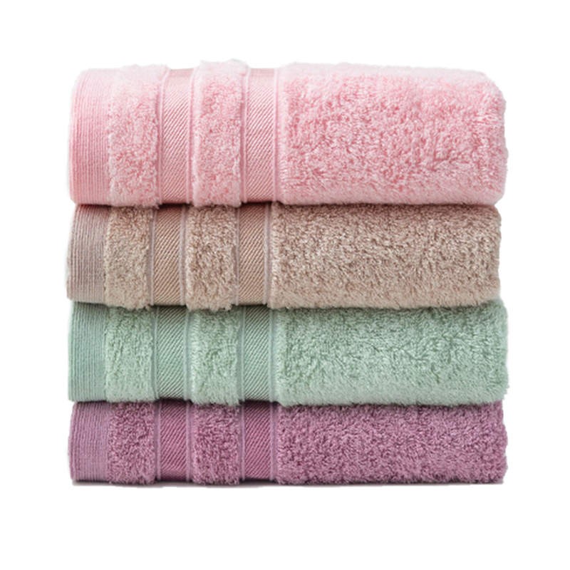 Kids Children's Bamboo 100% Fabric Big Beach Room Bath Towel Sets