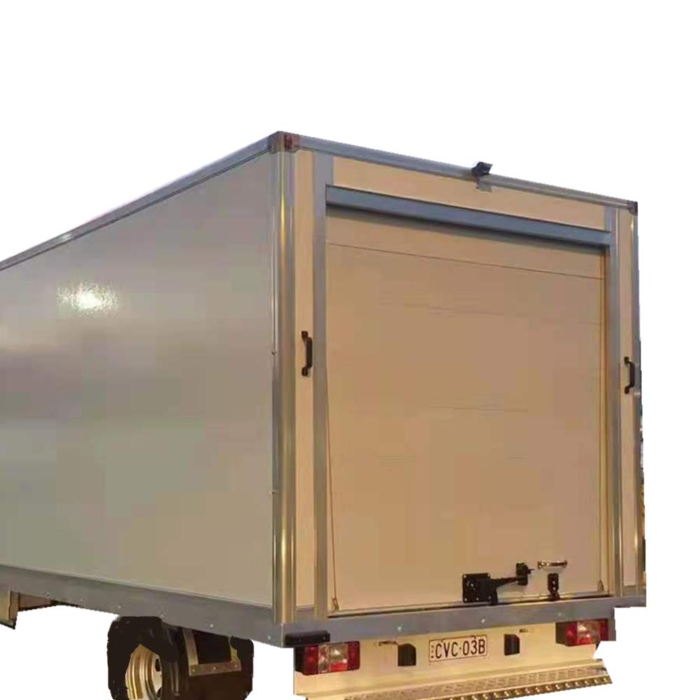 Aluminium alloy refrigerated trailer body panels/truck box body panels