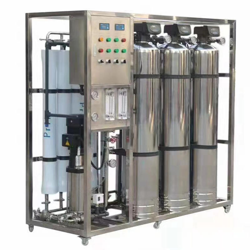 Reverse Osmosis Ground Pure Water Filter Treatment Equipment/Industrial Drinking Water Chemicals Generator Purification Systems