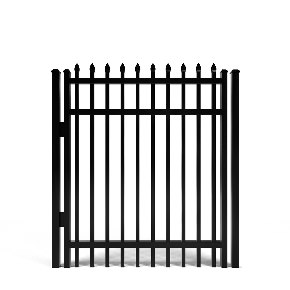 AD Commercial Series grade Aluminum Fence with High Quality
