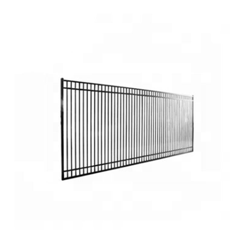 Brand New Style for Vinyl Fence Aluminum Fences Profile For Pool