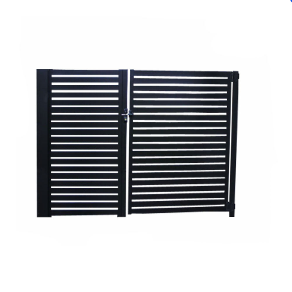 AAG Provide Custom cheap aluminium garden slat fence