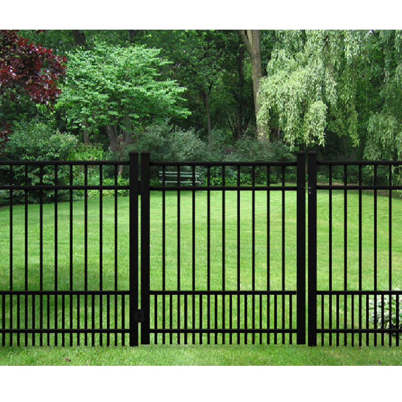Foshan supplier wholesale Aluminium fence Panels composite panelfor Swimming Pool Fencing