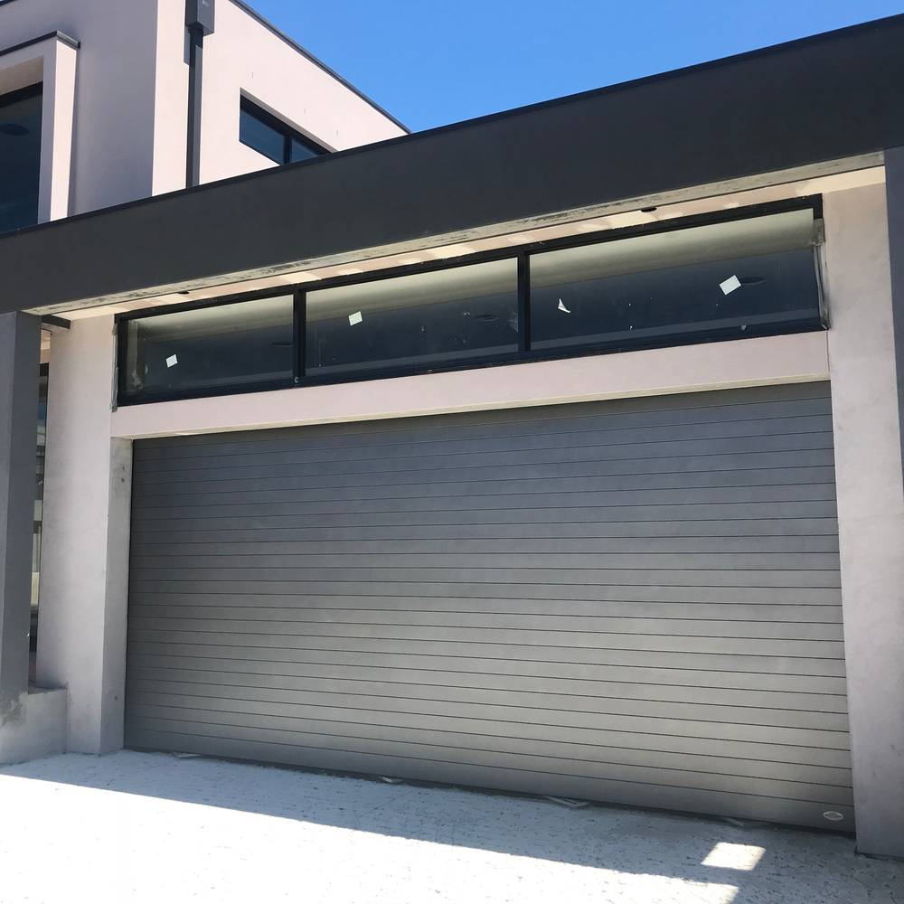 Wholesale residential electric aluminum garage door