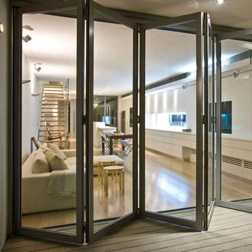 High quality bifolding door manufacturers