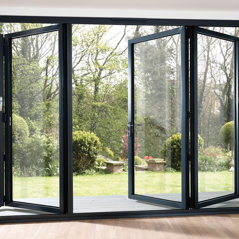 Top qualityaluminium bifold patio door for sale