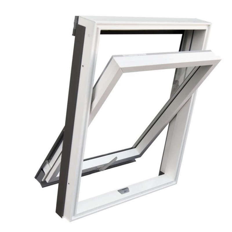 Aluminium roof skylight awning window complys with AS2047
